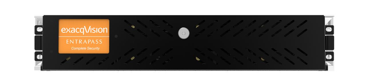 exacqVision Z-Series 2U video server