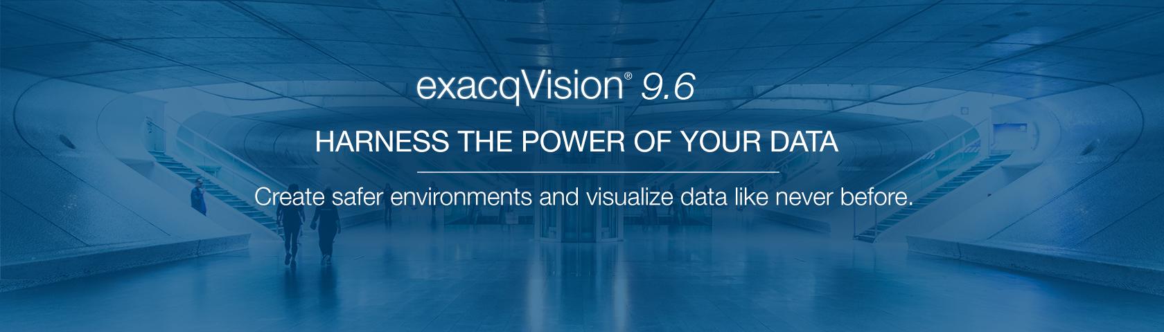 exacqVision 9.6