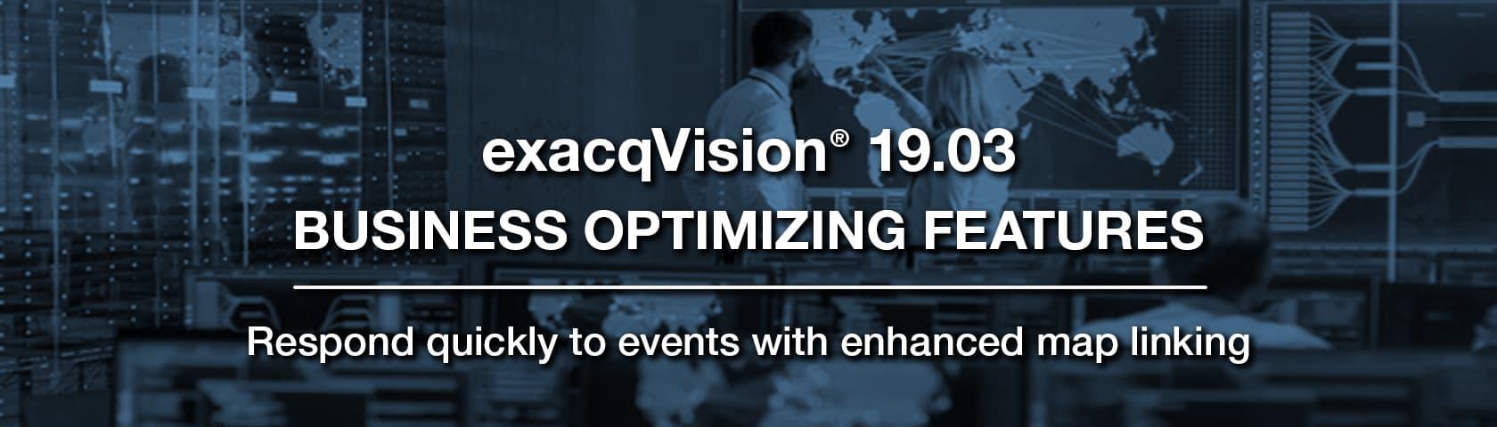 exacqVision 19.03