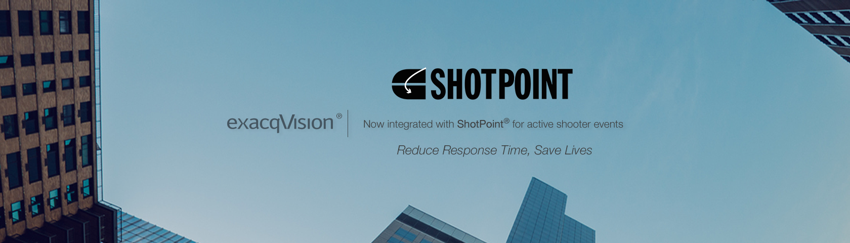 exacqVision and Shotpoint Integration